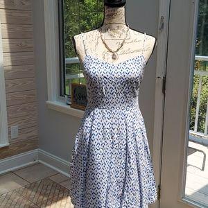Old Navy,  sleeveless dress, medium